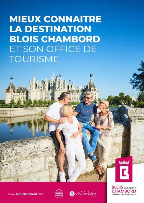 Para conocer mejor el destino Blois-Chambord - Valle del Loira