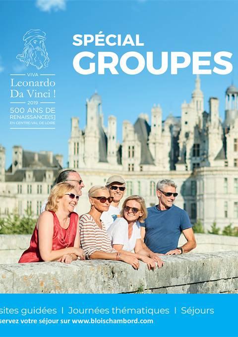 Catalogue spécial Groupes 2019 - Espagnol