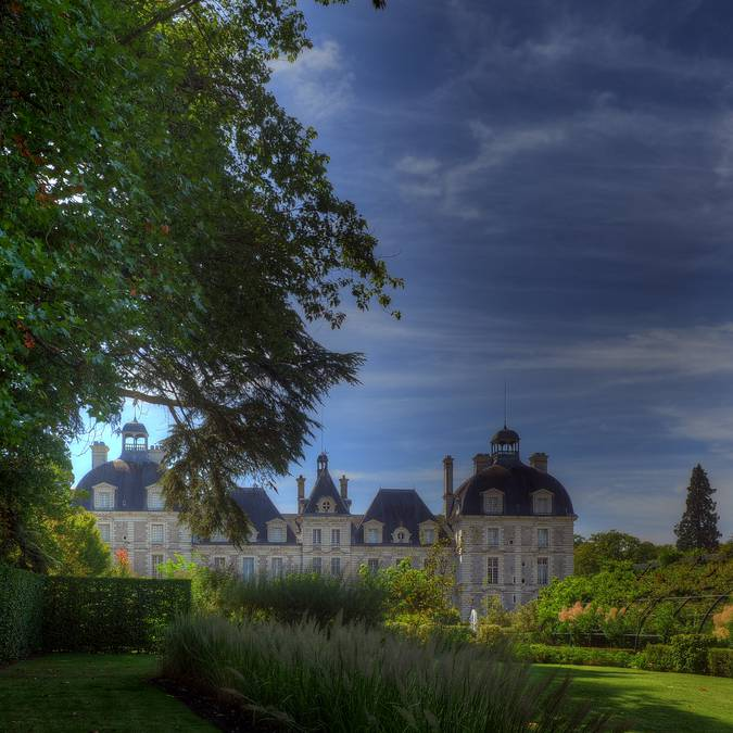 Parque del Castillo de Cheverny
