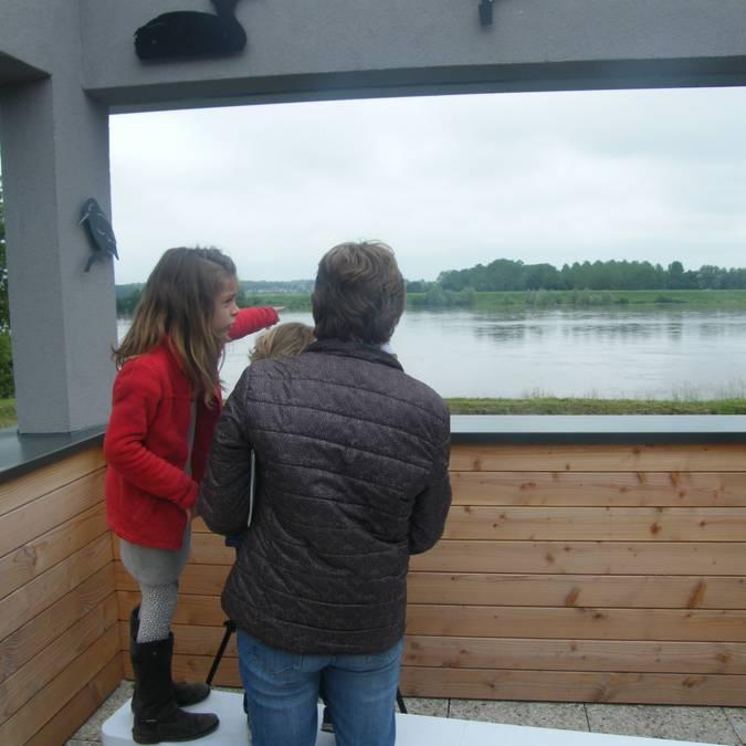 Observatorio en el Loira