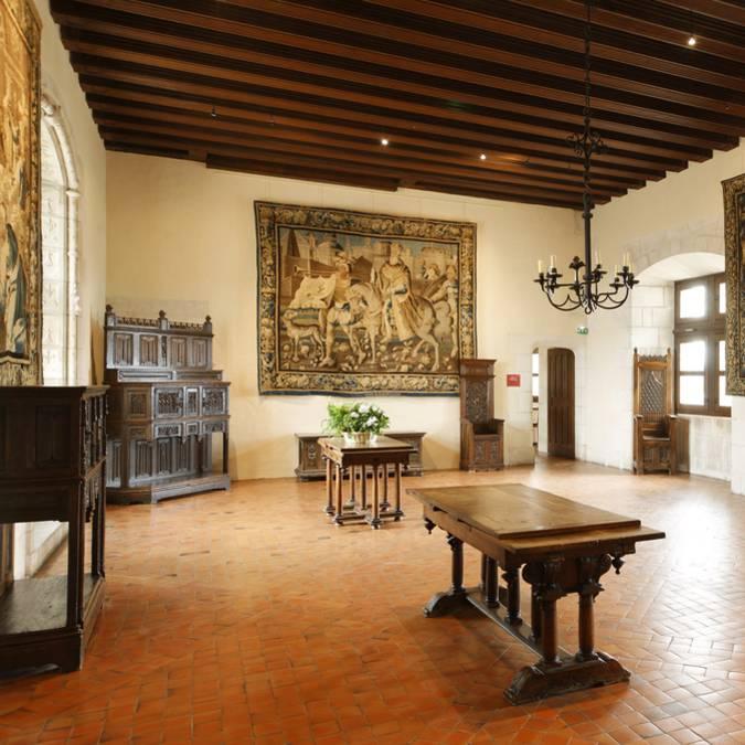 Estancia del Castillo de Amboise
