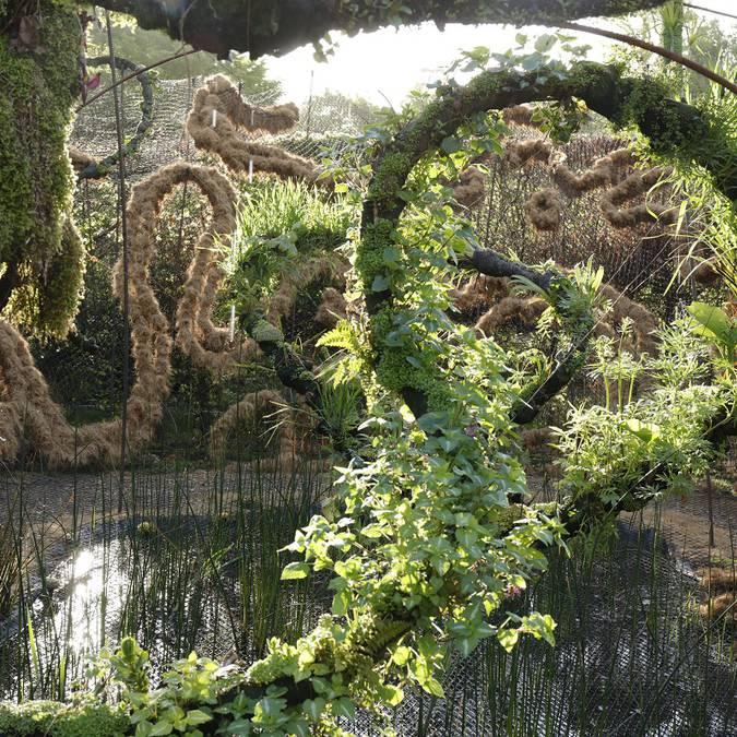 Festival de Jardines de Chaumont-sur-Loire. © otbc
