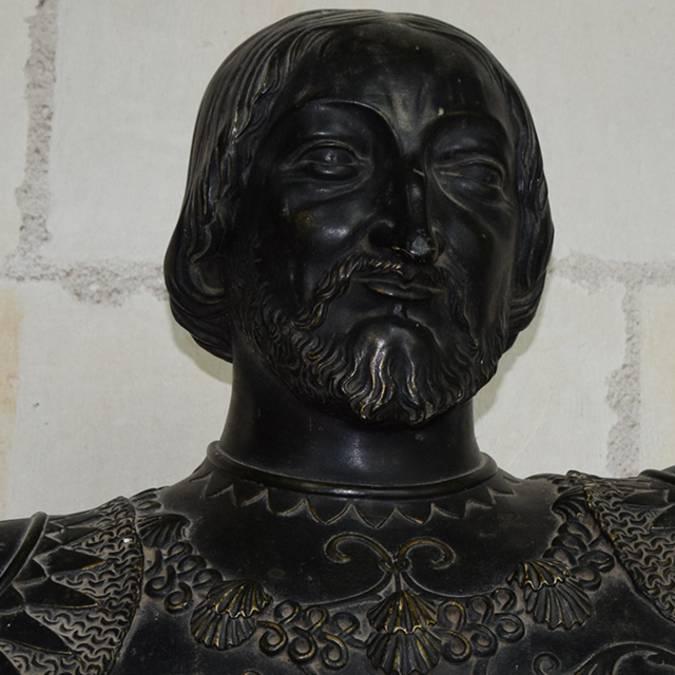 Busto de Francisco I